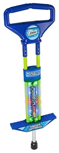 New Ozbozz sv13787 Go Light Up Pogo Stick Outdoor Game Gift For Kids Boys